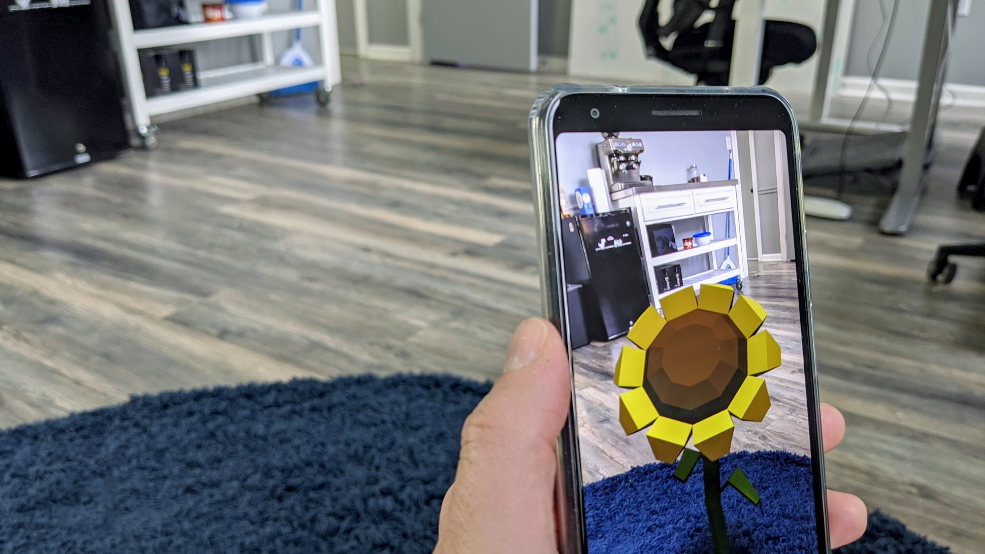 Chrome 81 brings AR to the browser with WebXR and it's blowing my mind