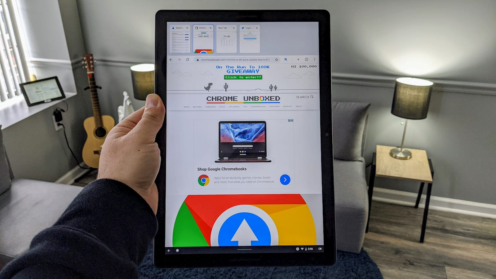 Chrome OS 80 is here after a brief hiatus