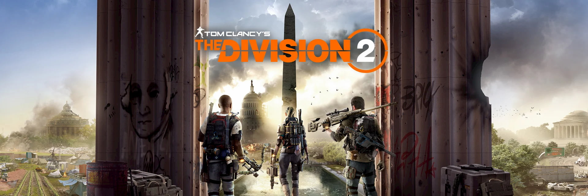 Tom Clancy's The Division 2 launches on Stadia and is crazy-cheap for Pro subscribers