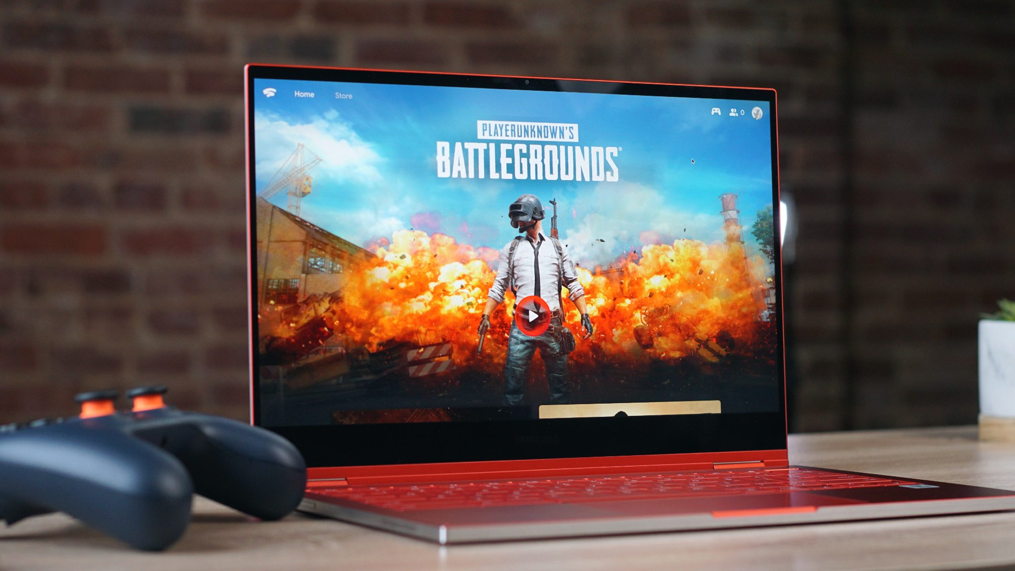 I took a break from playing PUBG on Stadia to tell you PUBG is now on Stadia