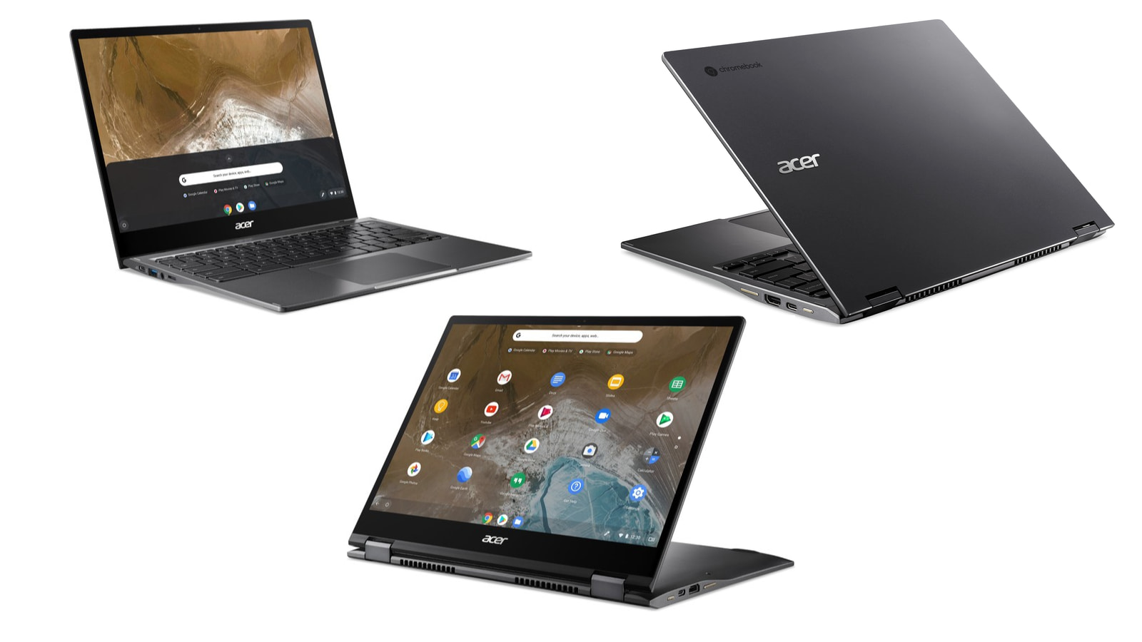 Acer has quietly launched a 10th Gen Comet Lake Chromebook Spin 13