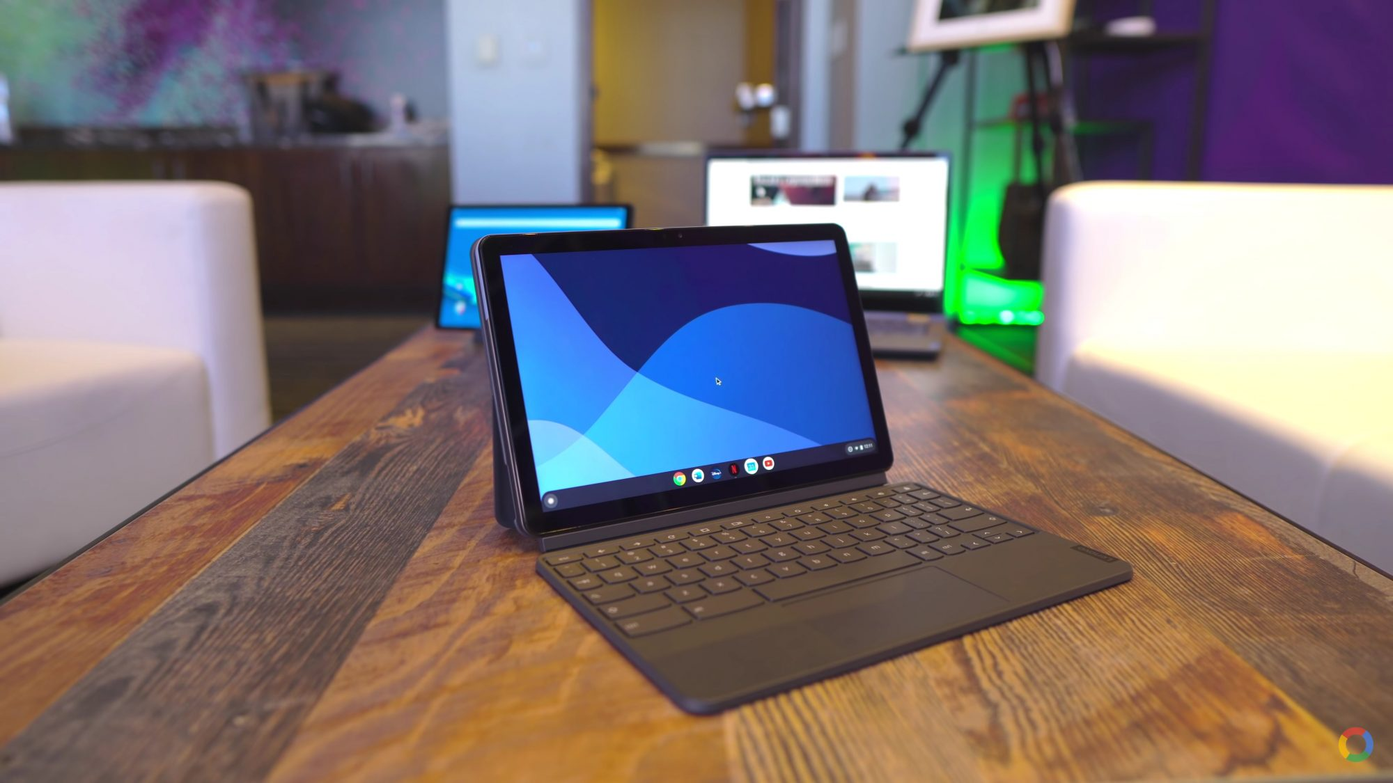 """Amazon's """"Most Wished For"""" list foreshadows massive success for Lenovo's Chromebook Duet tablet"""