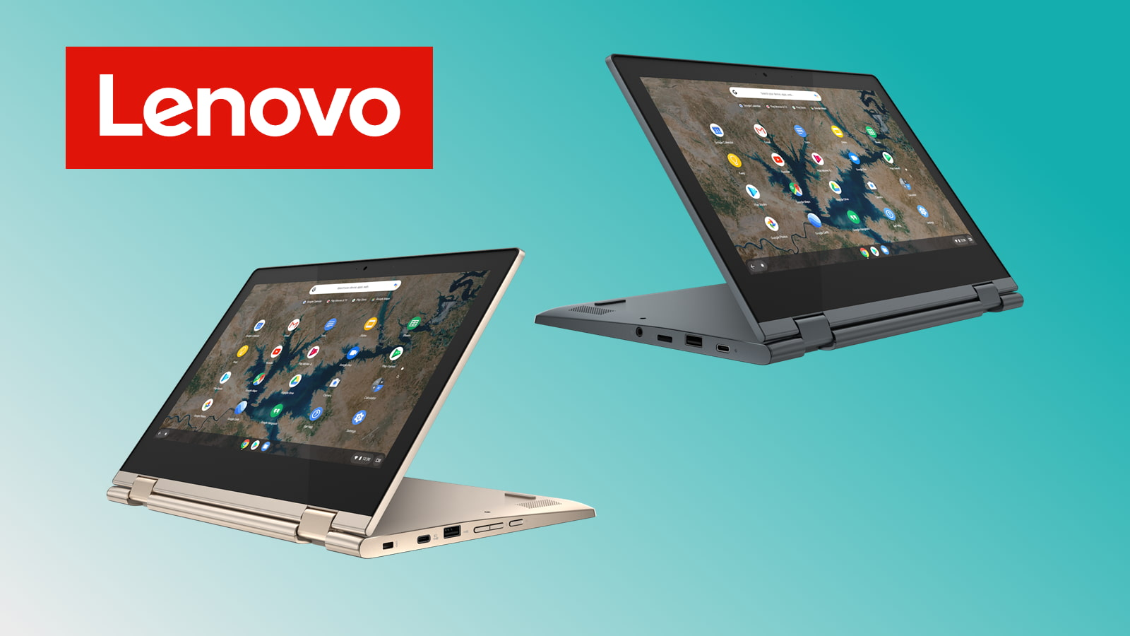 Another IdeaPad branded Chromebook surfaces from Lenovo and it's GOLD
