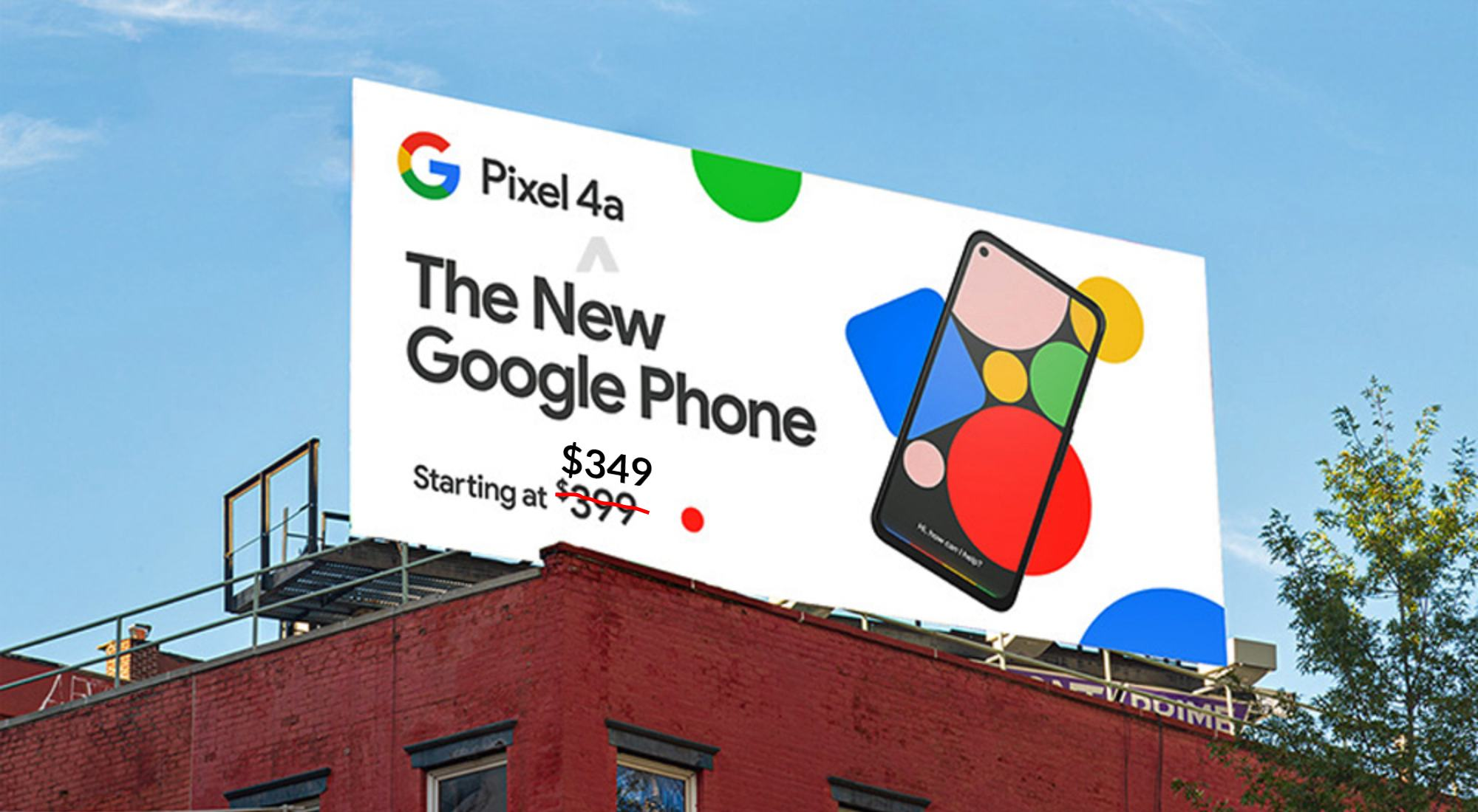 Google Pixel 4a could one-up iPhone SE with $349 starting price for 128GB model