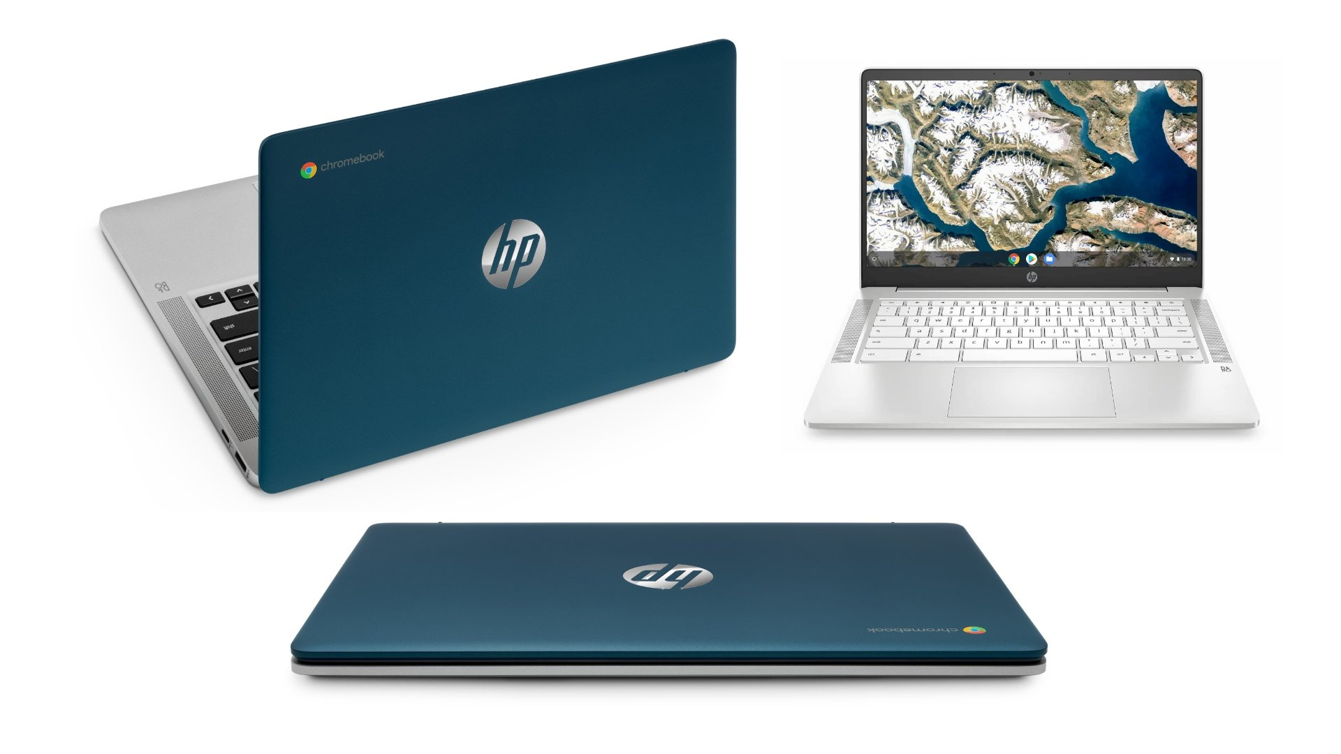 HP has quietly launched a new affordable 14-inch Chromebook you can actually buy right now