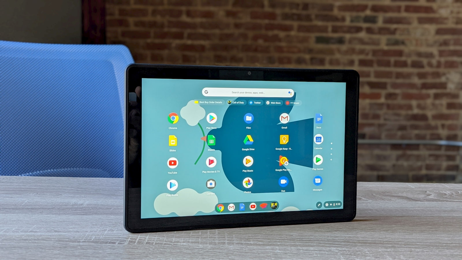 Deal Alert: Take $40 off the rugged Lenovo 10e Chromebook Tablet