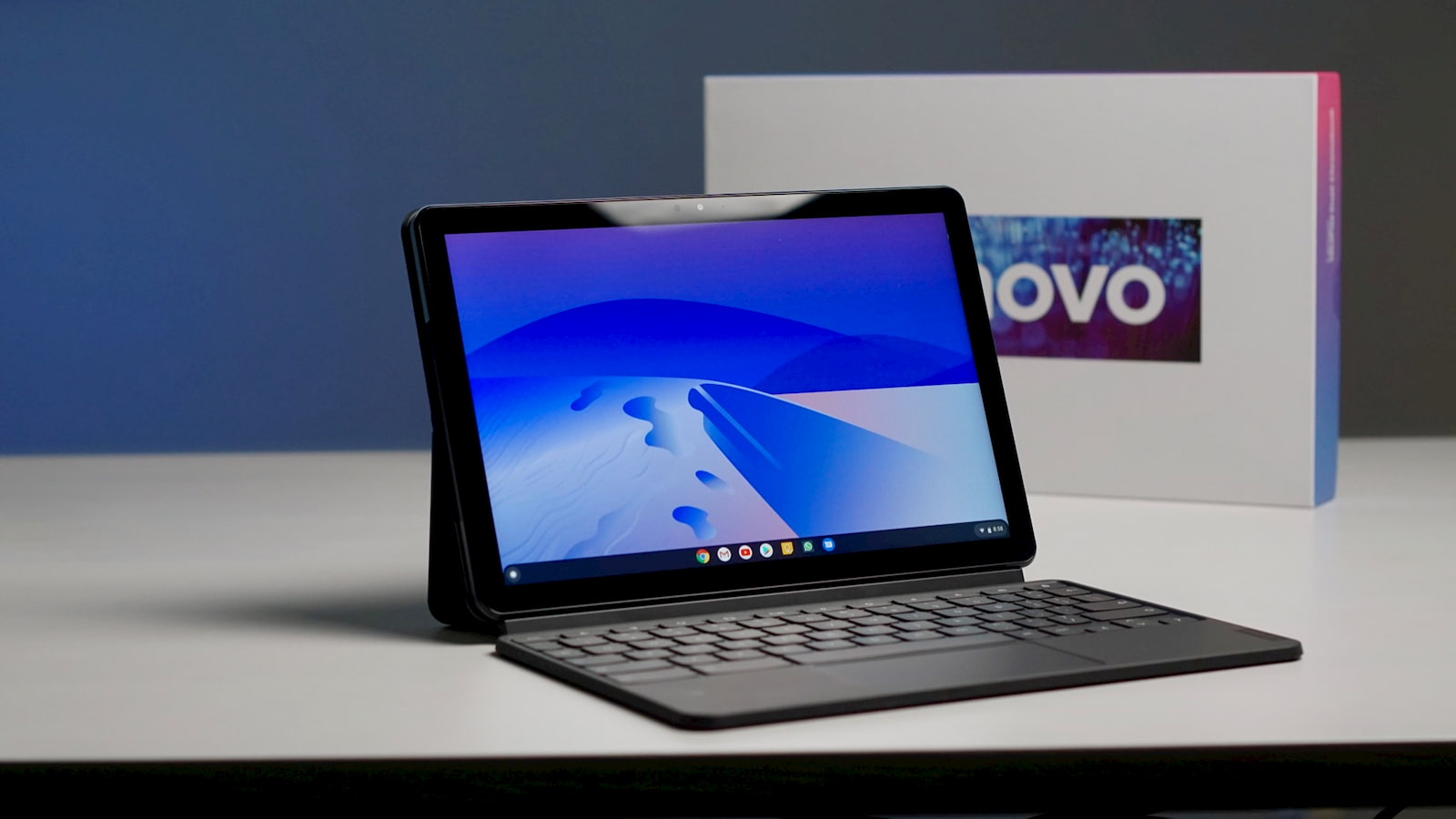 [Updated] Guess who's back? Lenovo's Chromebook Duet tablet is in stock at Best Buy