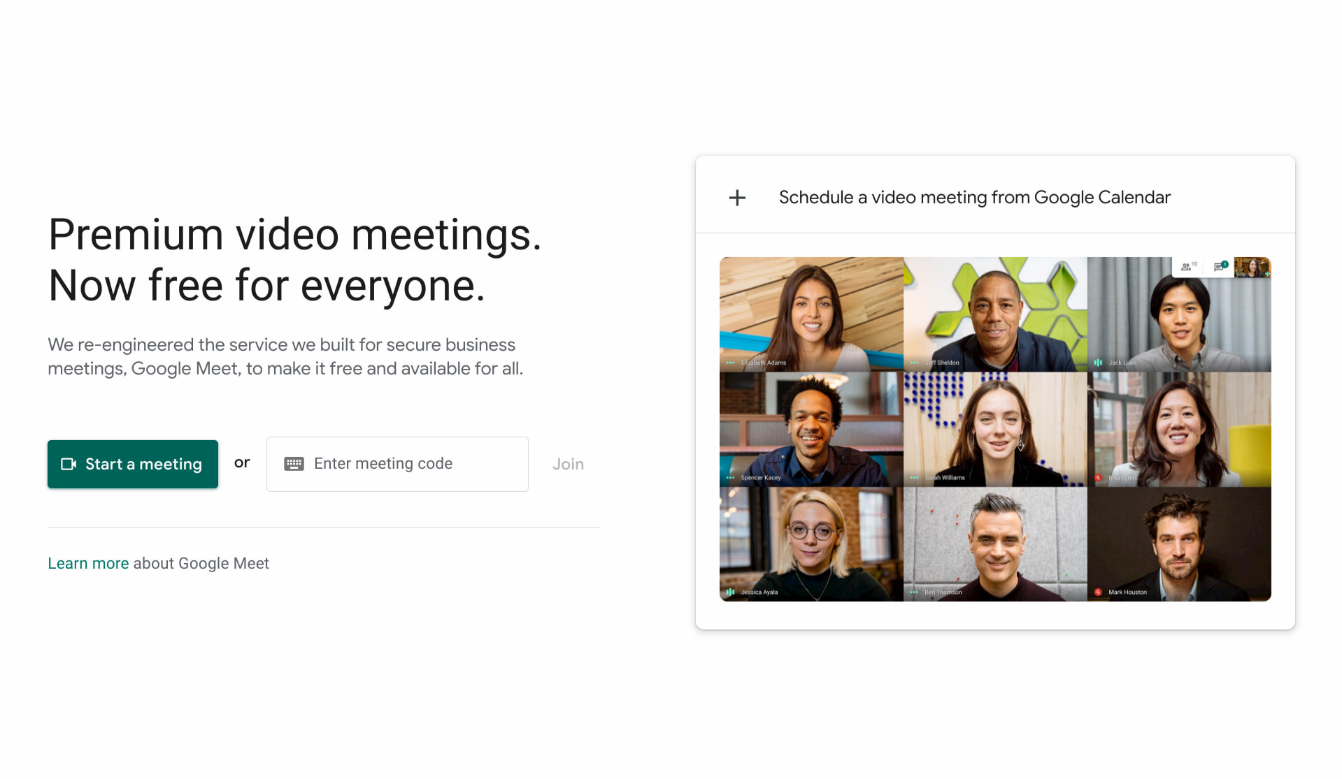 Google Meet is rolling out for everyone and you should be using it