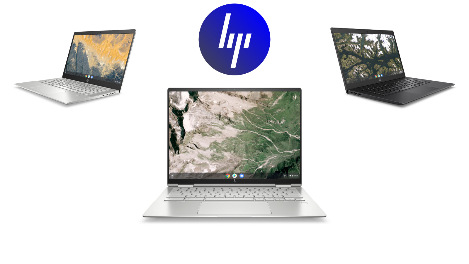 HP launches 3 new 10th Gen Intel Chromebook for Enterprise
