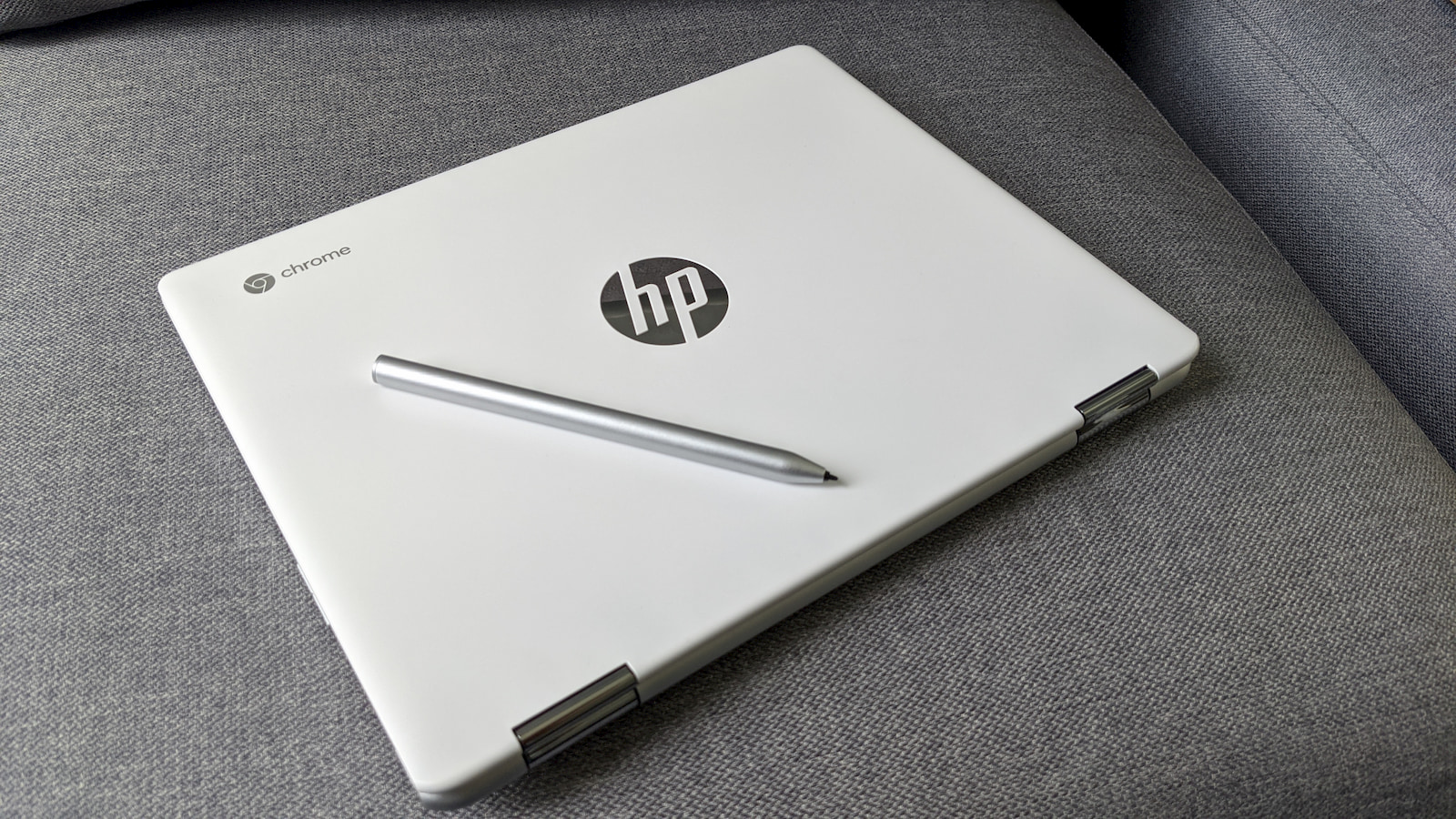 HP's rechargeable USI stylus is finally available for purchase