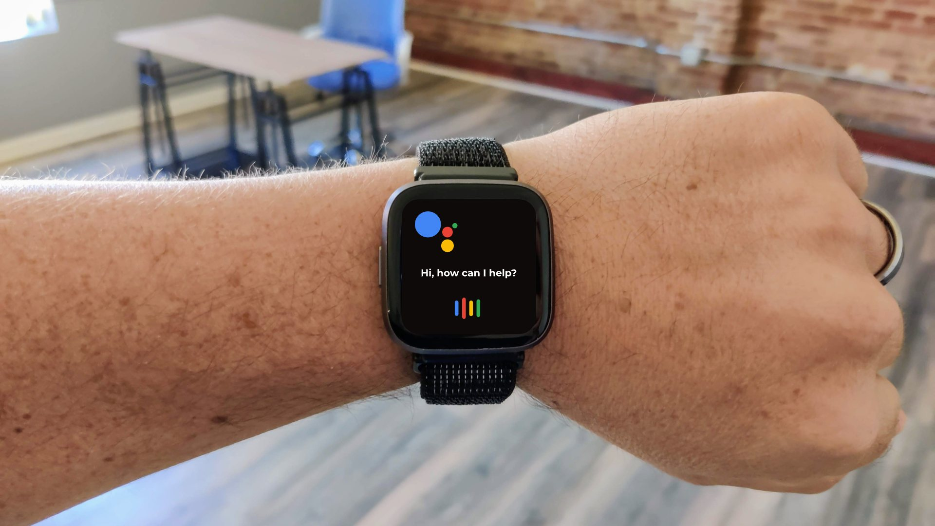 After buying Fitbit 7 months ago, Google is bringing the Assistant to the Versa 2