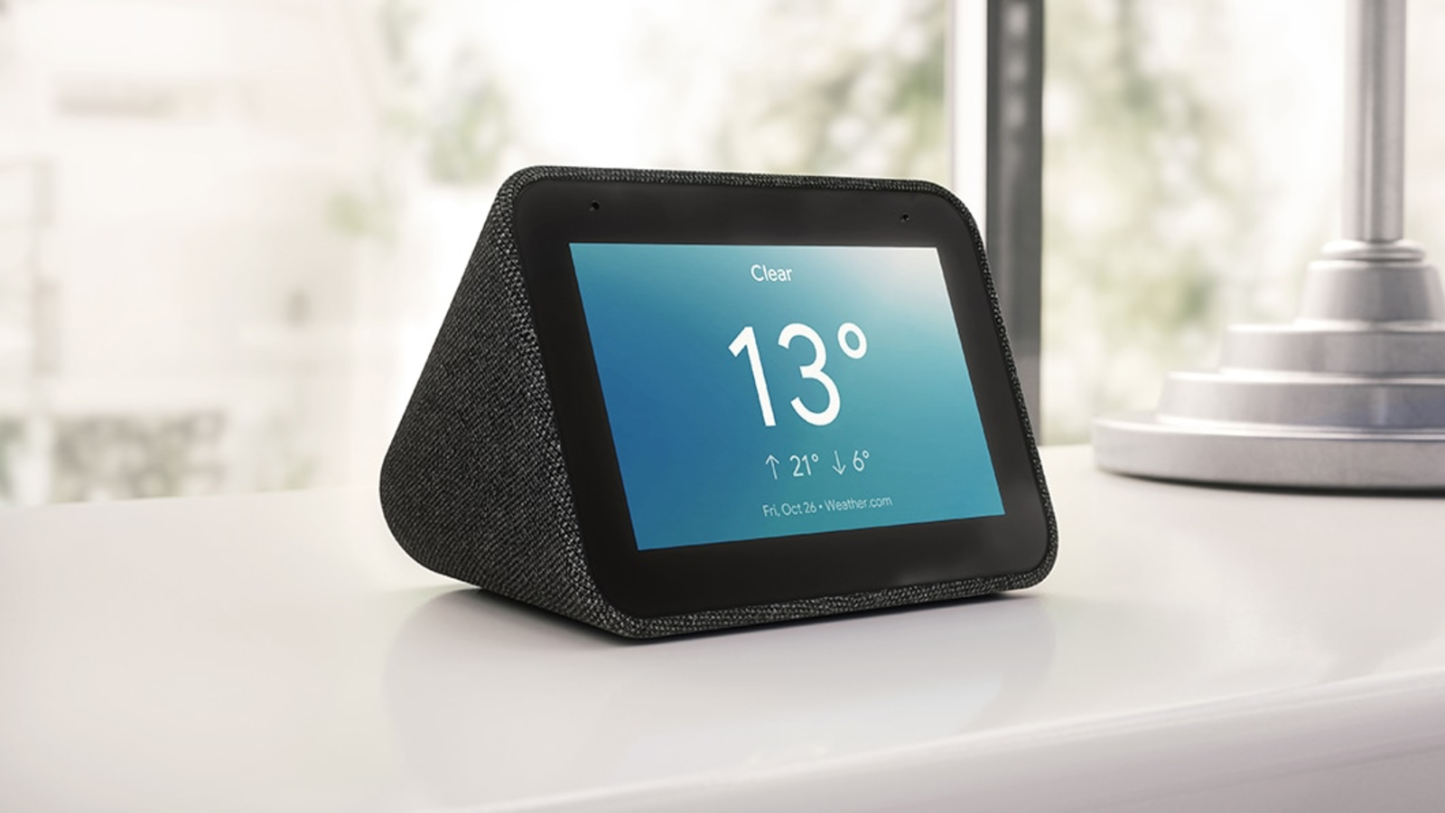 "Lenovo's ""exclusive"" Google Assistant smart clock is $30 off"