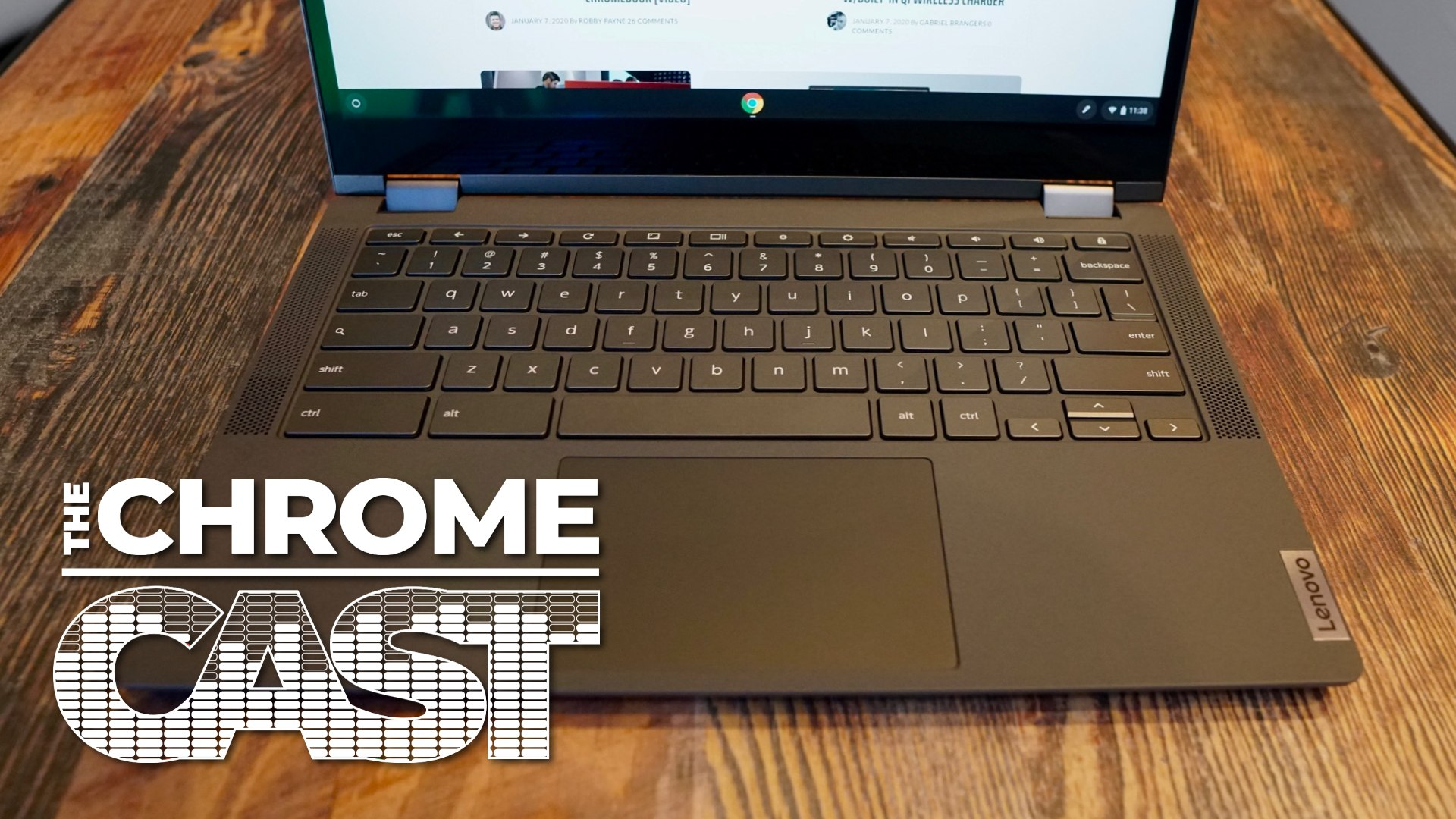 The Chrome Cast 64: Lenovo is on another level in the Chromebook space right now