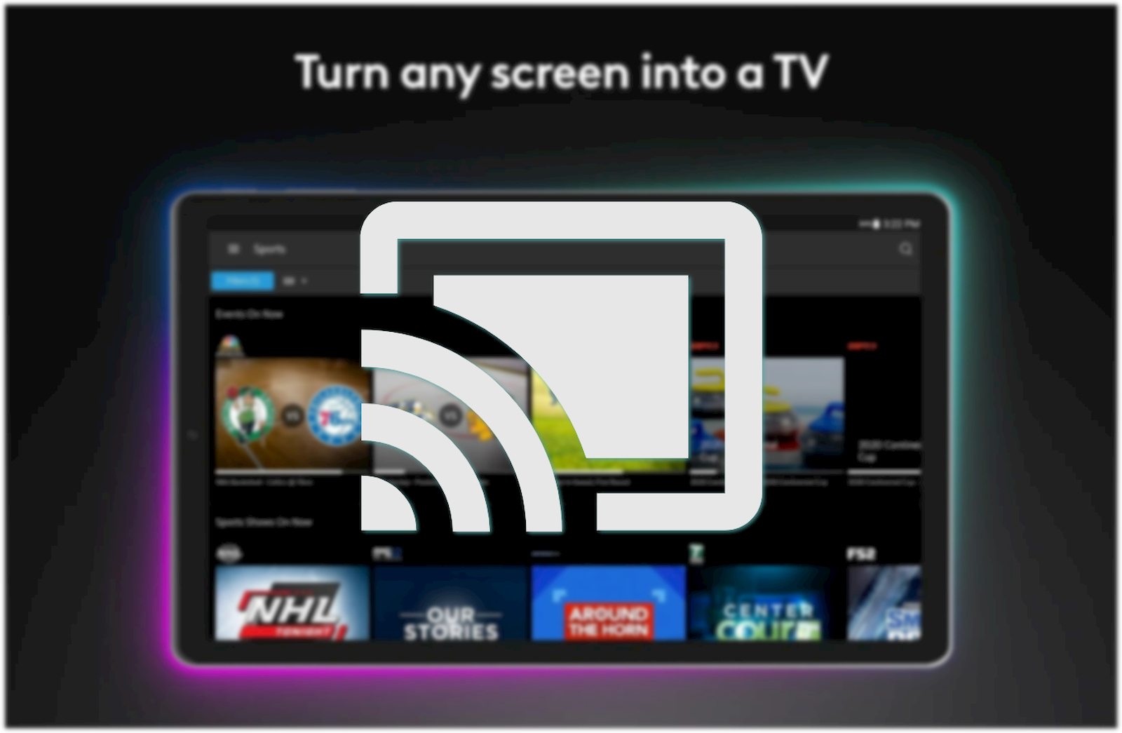 Xfinity Stream app gets Cast support and yes, it works for smart displays